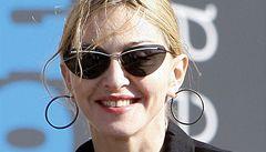 Madonna v Trojském zámečku oslaví narozeniny svého syna